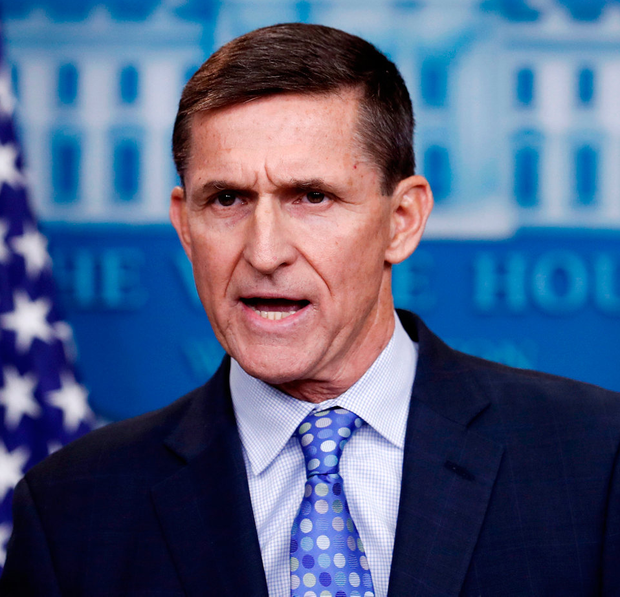 Michael Flynn. Photo: AP