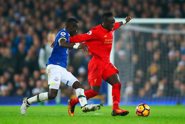 Liverpool and Everton face an all-Merseyside FA Cup showdown. Photo: Getty Images