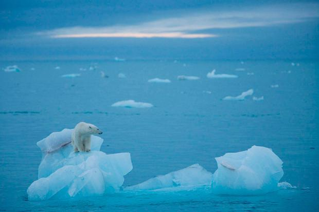 Climate change could cause bigger swings in temperature than previously thought. Photo: PA