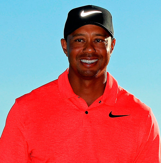 Tiger Woods. Photo by Mike Ehrmann/Getty Images