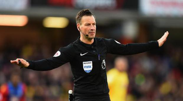The nature of Clattenburg's comments are both surprising and confusing (Getty Images)