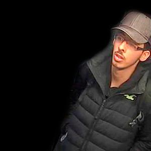Handout CCTV still dated 22/05/17 issued by Greater Manchester Police of Salman Abedi on the night he carried out the Manchester Arena terror attack. Greater Manchester Police/PA Wire