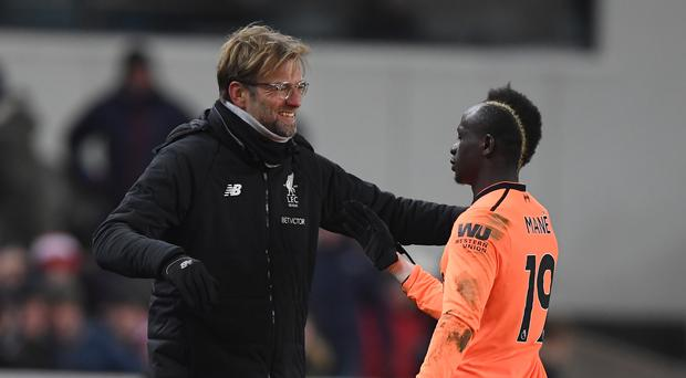 Sadio Mane has not been a first pick for Jurgen Klopp at times this season. (Photo by Stu Forster/Getty Images)
