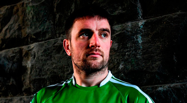 Moorefield veteran Daryl Flynn will be hoping to help Kildare champions claim Leinster title. Photo: Brendan Moran/Sportsfile