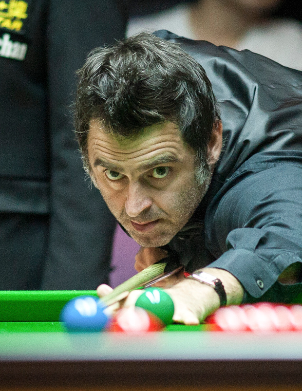Ronnie O'Sullivan stormed to a 6-1 win over Michael White at the UK Championship in York. Photo: Getty Images