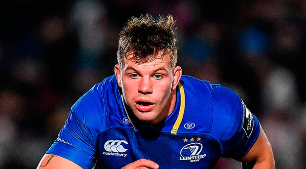 Jordi Murphy of Leinster is understood to have signed a two-year contract with Ulster. Photo: Brendan Moran/Sportsfile
