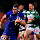 2 December 2017; Jordi Murphy of Leinster during the Guinness PRO14 Round 10 match between Benetton and Leinster at the Stadio Comunale di Monigo in Treviso, Italy. Photo by Ramsey Cardy/Sportsfile