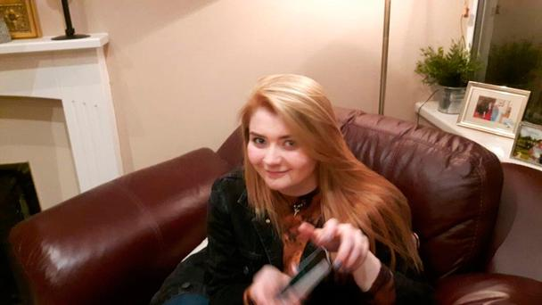 Fourteen-year-old Aoife Winterlich, who suffered fatal injuries on trip