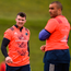 Munster are hoping that Peter O'Mahony (left) is not lost to a big-money club like Simon Zebo (right) was before him. Photo: Sportsfile