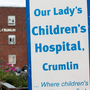 Around €10m was set aside to arrange surgery for the children in Our Lady's Hospital Crumlin, Temple Street, Cappagh Hospital the    at hospitals in the UK and Germany
