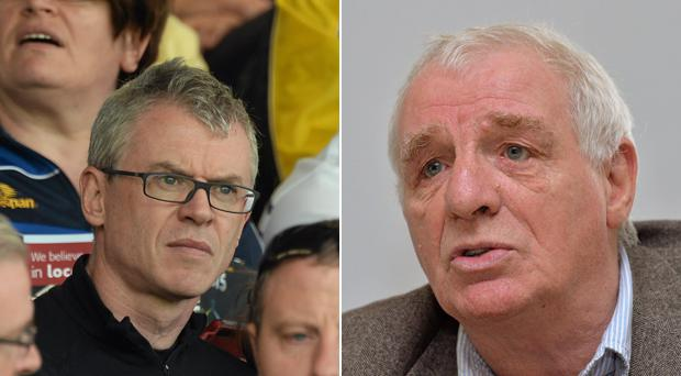 Joe Brolly and Eamon Dunphy have stood over their controversial views