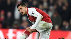 Manchester City are set to test Arsenal's resolve over Alexis Sanchez once again in January. Getty