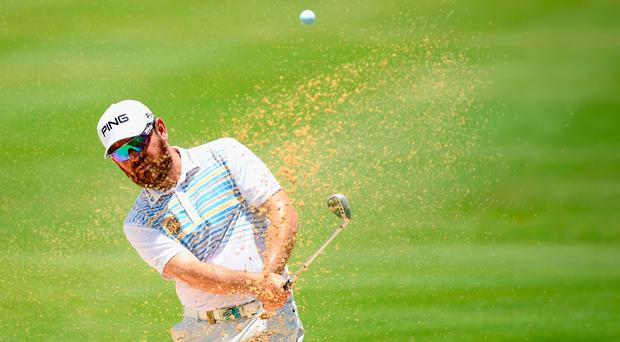 Louis Oosthuizen withdraws from Euro Tour event after injuring fingers at airport