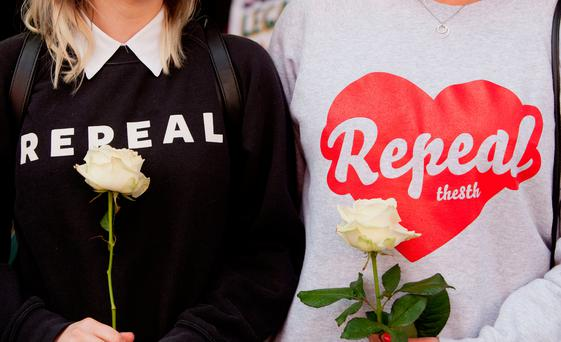 Mr Connolly said that the Eighth Amendment imposes a restriction on bodily autonomy. Stock photo: Tom Honan/PA Wire