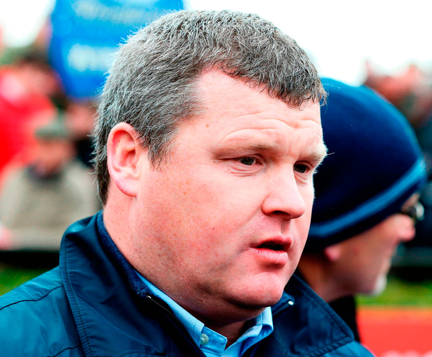 Trainer Gordon Elliott. Photo: Brian Lawless/PA