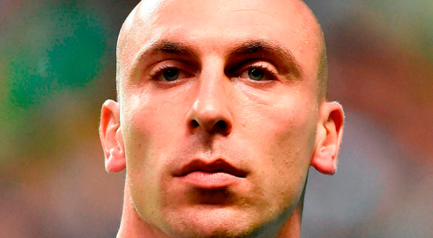 Celtic's Scott Brown. Photo: Ian Rutherford/PA