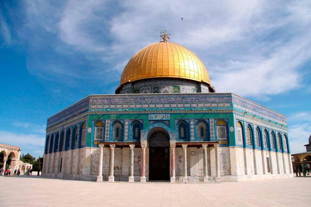 The issue of the Al-Aqsa mosque, where the Prophet Muhammad is said to have risen to heaven, is sensitive for Muslims across the world.