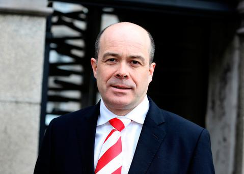 Minister for Communications, Climate Action and Environment, Denis Naughten TD