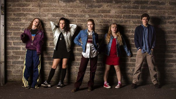 Derry Girls starts on Channel 4 on Thursday January 4, 2018 at 10pm.