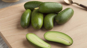 The cocktail avocado is grown in Spain. Photo: Marks and Spencer