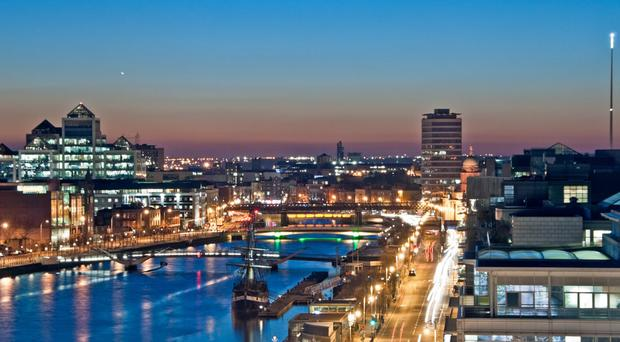 Dublin a 'highly competitive' city