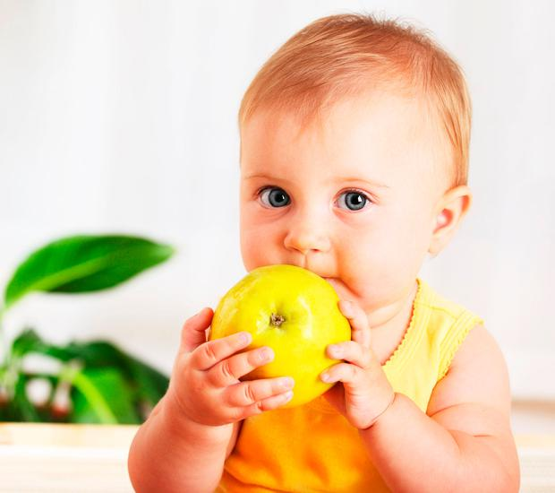 More than 1,000 babies took part in the study. Stock picture