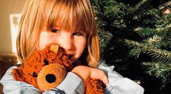 Lara was devastated when she accidentally donated her favourite teddy bear