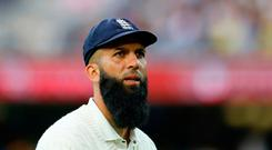 File photo dated 04-12-2017 of England's Moeen Ali. PRESS ASSOCIATION Photo. Issue date: Friday December 8, 2017. Moeen Ali has revealed he had a racist comment directed at him from the crowd while he was fielding for England in the Ashes. See PA story CRICKET England. Photo credit should read Jason O'Brien/PA Wire.