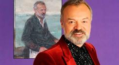 Graham Norton is a successful novelist and agony uncle for the Daily Telegraph