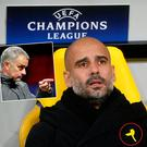 Jose Mourinho has questioned Pep Guardiola's political symbol