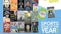Sports Book of the Year 2017.