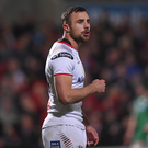 Tommy Bowe of Ulster. Photo: Sportsfile