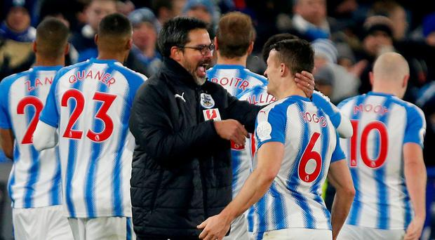 Huddersfield Town reaction: Wagner always had confidence in two-goal Mounie