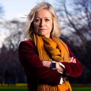 "SPEAKING OUT: Author Cathy Kelly has sold more than two million books and at one stage outsold both JK Rowling and Dan Brown. 'It is incredibly sexist to write off every female writer who does not fit in to what is characterised as ""literature""', she says. Photo: David Conachy"
