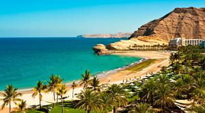 'Perched on the Arabian Peninsula, with 1,700km of coastline, Oman is an emerging tourist destination, with beautiful beaches and landscapes, coupled with outstanding nature and heritage tourism.' (file photo)