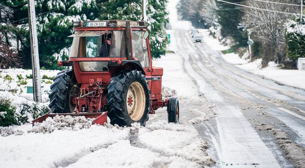 Weather warnings in place as 'big freeze' to last two more days
