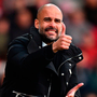 Manchester City manager Pep Guardiola. Photo: AFP/Getty
