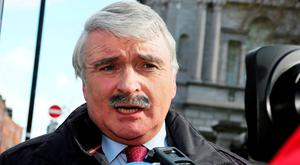 Fianna Fáil TD Willie O'Dea made a series of allegations in the Dáil about CIÉ's handling of the two schemes, which are barely solvent. Photo: Tom Burke