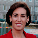 Fine Gael TD Hildegarde Naughton. Photo: Tom Burke
