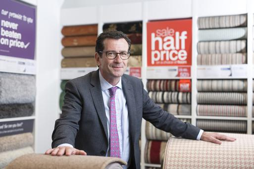 Carpetright shares drop on profit warning