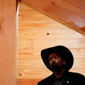 Sheriff David Clarke waits to speak at a Republican Senate candidate Roy Moore campaign rally in Midland City, Alabama, U.S., December 11, 2017. REUTERS/Carlo Allegri