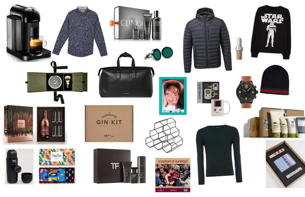 1da9edd6694a Christmas Gift Guide  What to buy the man in your life - Independent.ie