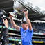 17 September 2017; Philip McMahon of Dublin celebrates with the Sam Maguire cup after the GAA Football All-Ireland Senior Championship Final match between Dublin and Mayo at Croke Park in Dublin. Photo by Brendan Moran/Sportsfile