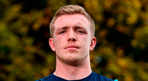 'Leavy has started just two games for Leinster this season and with just another three appearances from the bench, you can understand his frustration.' Photo: Sportsfile