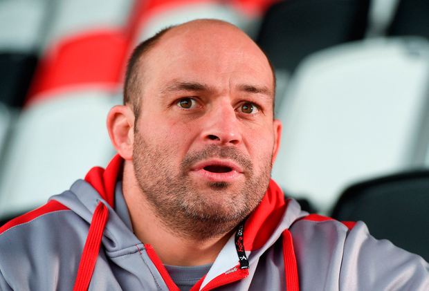 Ulster captain Rory Best Photo by Oliver McVeigh/Sportsfile