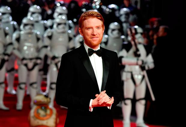 Domhnall Gleeson: 'I'm not good with fame - it's just not ...
