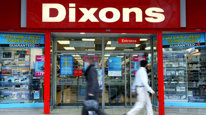 Dixons Carphone Ireland reports 'significant' increase in