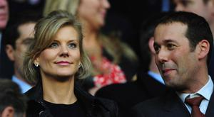 Amanda Staveley is looking to complete a buyout of Mike Ashley. Getty