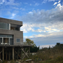 The Cube home in the Hamptons. Photo: RTE