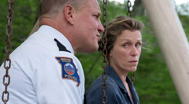 Martin McDonagh's Three Billboards leads film list for Screen Actors Guild Awards as Saoirse Ronan bags another nom